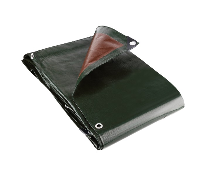 Green / Brown Heavy Duty Tarpaulins